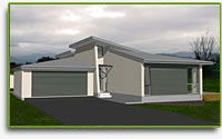 View Eco-House Plan: Blenheim