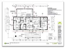House Construction Plans Sample Plans