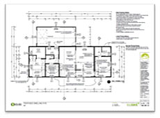 Wall Framing Plan