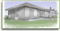 View Eco-House Plan: Solabode Starter Home