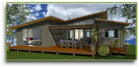View Eco-House Plan: Pakawau