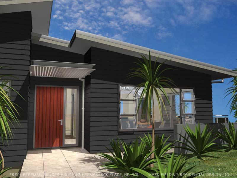 Freeman House 3, Residential Design - Mark Fielding - Nelson - New ...