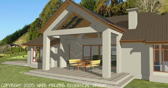 Hill House Residential Design Mark Fielding Nelson
